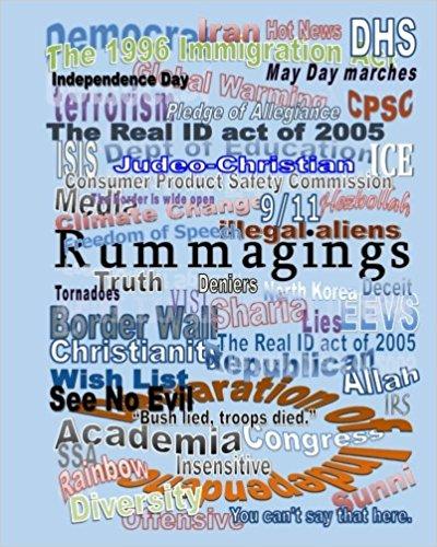 rummagings cover