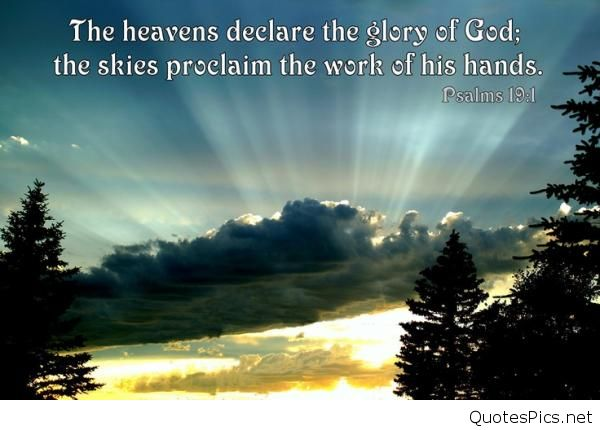 The-heavens-declare-the-glory-of-God